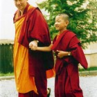 Tenzin Rabgye Rinpoche (current incarnation of Geshe Rabten Rinpoche)