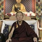 Geshe Tsultrim Tenzin Rinpoche of Ganden Jangtse Monastery