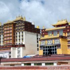 World&#8217;s Largest Dorje Shugden Statue in Gonsa Monastery, Kham