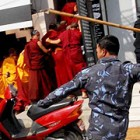 Protesting Monks Beaten in Nepal