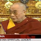 "Dalai Lama Says He Can't Ask Tibetans to ""Shut Up"""