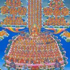 Gelukpa Guru Tree, Updated by Kyabje Dagom Rinpoche