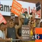 Protests News Coverage: Dalai Lama Stop Lying