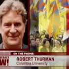 Dalai behind Tibet protests? Robert Thurman responded
