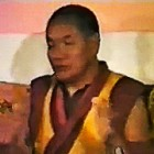 Lama Yeshe at Manjushri Centre, UK