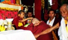 The Enthronement Ceremony of Domo Geshe Rinpoche