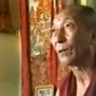 Advice from Dorje Shugden that His Holiness should leave and that He guarantees H.H. safety