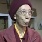 Venerable Geshe Kelsang talking about Distributing Wisdom with Dharma Books