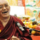 Lama Zopa on Je Pabongka Part 1