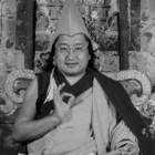 His Eminence Kyabje Dagom Rinpoche of Drepung Gomang Monastery