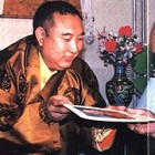 Panchen Rinpoche meets Dilgo Kyentse Rinpoche!