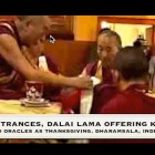 Dalai Lama's Reasons for the Ban of Dorje Shugden