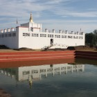Inauguration of Jangchup Lamrim Temple, Lumbini, Nepal