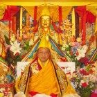 His Eminence Kyabje Yongyal Rinpoche of Sera Mey Monastery