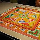 Shar Gaden Monks Dissolving Sand Mandala