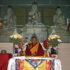 Lama Thubten Phurbu Spreading Dorje Shugden in Chamdo, Tibet