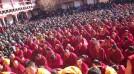 Inisiasi Dorje Shugden kepada Ribuan orang di Markam, Chamdo, Tibet