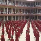 Serpom Young Monks Reciting Ganglongma Daily