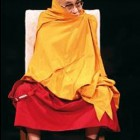 New book about Dalai Lama shows his true face