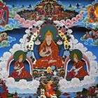 Thangkas That Include Dorje Shugden