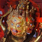 Four Faced Mahakala