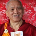 Lama Zopa Received Dorje Shugden Initiation from Trijang Rinpoche