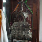 Zemey Rinpoche&#8217;s ladrang and stupa
