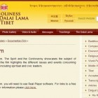 Dorje Shugden on DalaiLama.com: Documentary Film