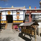 Dorje Shugden Chapel Trode Khangsar – Built By The Dalai Lama
