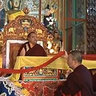 What's the Similarity between Sharmapa and Shugden's dilemma?