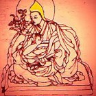 Dorje Shugden Enthroned by Chinese Emperor &amp; the Dalai Lama