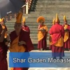 Tordup and Losar 2012 at Shar Gaden Monastery