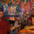 Lama Gangchen Rinpoche goes to Tibet, August 2011