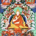 A Tribute to His Holiness the 4th Khalkha Jetsun Dhampa