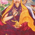 The Great Fifth Dalai Lama Ngawang Lobsang Gyatso (1617-1682)
