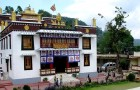 Gaden Tharpa Choling Monastery