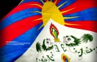 Wallpaper – Tibetan Flag