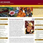 Antishugden Website