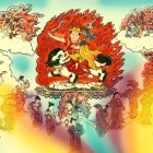 Enthronement of Dorje Shugden
