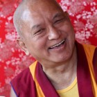 Recognized by Dorje Shugden, but Speaks against Dorje Shugden