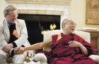 HHDL and Thurman