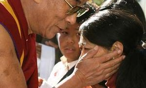 Dalai Lama there for his people2