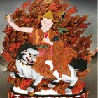 Peaceful Dorje Shugden – Plain