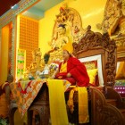 The Opening of a New Dorje Shugden Monastery