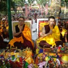 The Karmapas and the Forbidden Buddha