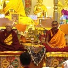 Long Life Puja for Gyudmed Kensur and Lama Jampa Ngodup