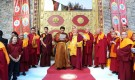 Trijang Rinpoche Confers Initiation in Europe