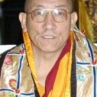Shar Gaden Abbot Lobsang Pendey