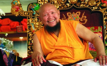 A Tribute to H.E. Gangchen Rinpoche