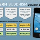 Get your copy of Modern Buddhism here!